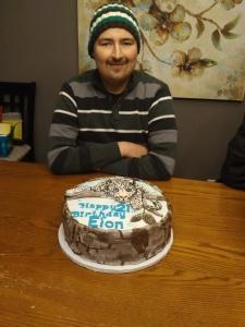 Eion birthday