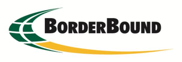 border bound